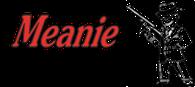 Meanie BoBinis logo